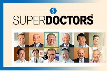 Dr. Lehman Super Doctors Image