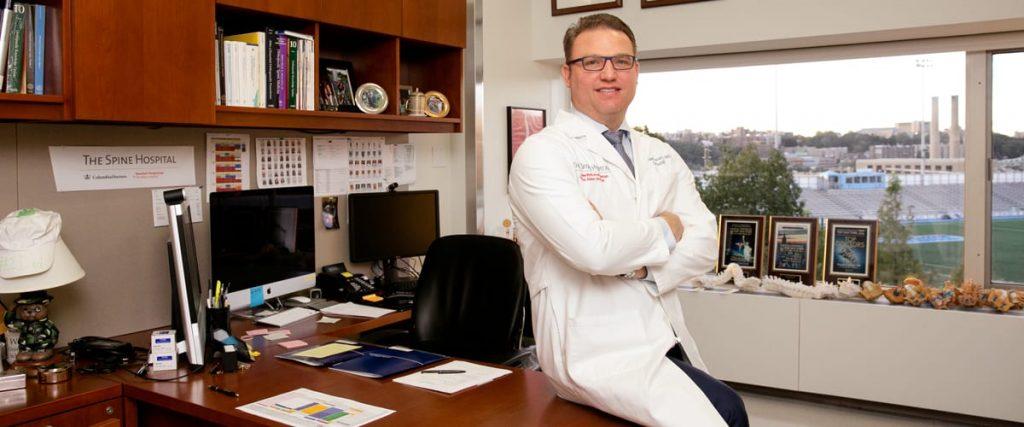Dr. Ronald Lehman, NYP