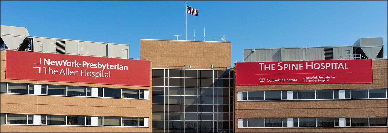 The Spine Hospital | Ronald A  Lehman, Jr , MD